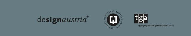 designaustria - typographische gesellschaft austria - init cd Logos